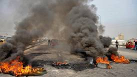 Deadly clashes in Iraq as protest movement is revived in Baghdad and Najaf