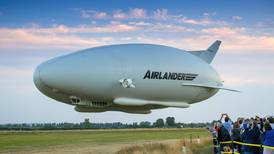 Airlander 10: eco-friendly airship aims to operate flights by 2025