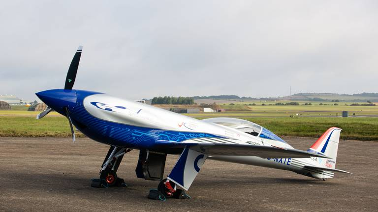 An image that illustrates this article The 'Spirit of Innovation' set to transform aviation
