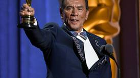 'It's about time' says Wes Studi: the first Native American man to win an Oscar