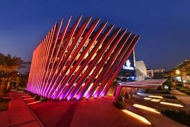 A look inside Emirates' futuristic Expo 2020 Dubai pavilion