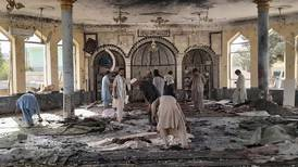 ISIS claims attack on Afghan mosque that killed at least 62 people