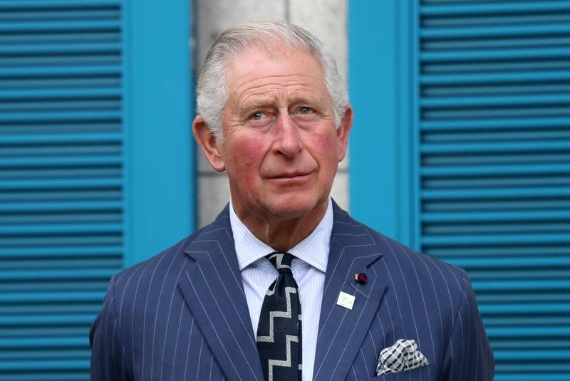 TOKYO, JAPAN - OCTOBER 23: Prince Charles, Prince of Wales attends a reception to celebrate UK - Japan partnerships hosted by British Ambassador Paul Madden at the Ambassadors Residence on October 23, 2019 in Tokyo, Japan.  (Photo by Chris Jackson/Getty Images)
