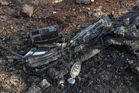 Drone strike kills at least one in north-western Syria