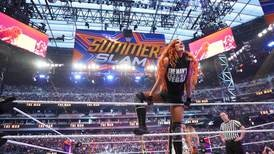 WWE SummerSlam top moments: Becky Lynch and Brock Lesnar return to the ring