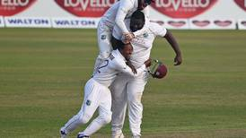 Rahkeem Cornwall leads West Indies to another thrilling Test win against Bangladesh - in pictures