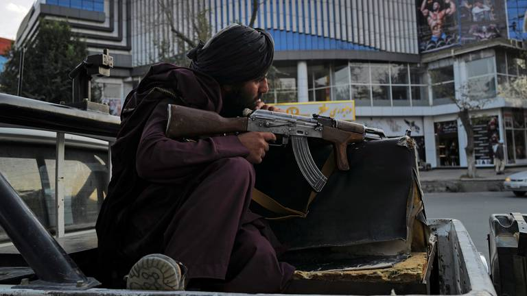 An image that illustrates this article 'ISIS-linked extremist' fearful of Taliban retribution tries to return to UK
