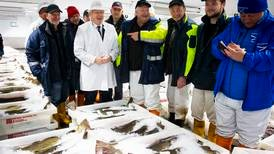 Once cheering for Boris but Scotland's fishermen now condemn the prime minister