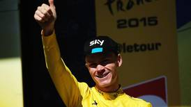 Chris Froome: 'No issues' with medical leak