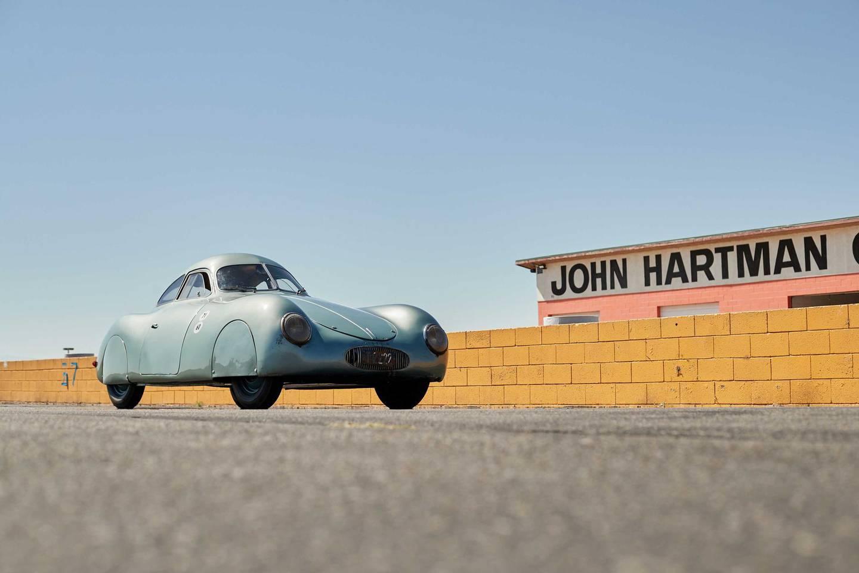 1939 Porsche Type 64 Jack Schroeder ©2019 Courtesy of RM Sotheby's