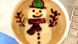 Abu Dhabi Media employee gets creative with his coffee designs