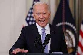 US treatment of asylum-seeking Haitians an 'embarrassment,' Biden says