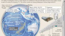 Search for MH370: families have mixed feelings over possible discovery of plane debris