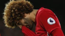Marouane Fellaini messes everything up for Manchester United – in pictures