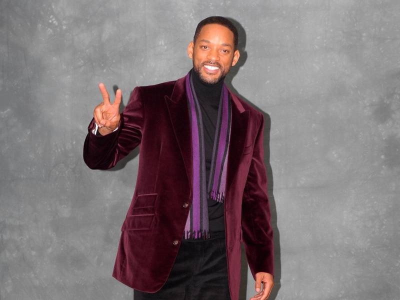"""ROME, ITALY - JANUARY 11 : US actor Will Smith attends the photocall of the movie """"Pursuit of Happyness"""" at Hotel Excelsior on January 11, 2007 in Rome, Italy. (Photo by Franco Origlia /Getty Images)"""
