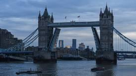 London's Tower Bridge stuck open due to technical fault