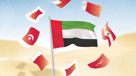 Flags of the UAE: from individual emirates to Trucial States and the banner we know today