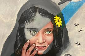 Artist Sara Rahmani captures horror and hope in Afghanistan with moving works