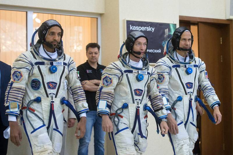 MOSCOW, 29th August, 2019 (WAM) -- The UAE's first Emirati Astronaut Hazza, along with Sultan Al Neyadi, the reserve astronaut, will start their mock mission tomorrow, ahead of their launch to the International Space Station (ISS) on September 25. Wam
