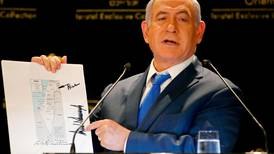 'Very nice': Netanyahu shows off latest gift from Donald Trump