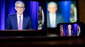 US Fed's Powell says taper could start in November and finish mid-2022