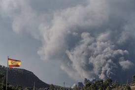 Lava river forces further evacuation of area near La Palma volcano