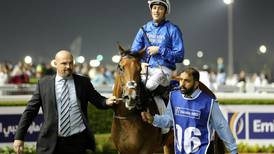 Godolphin's Saeed bin Suroor hoping to hear sweet victory music from Final Song at Dubai World Cup Carnival