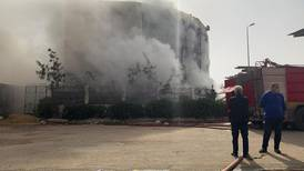Fire at Cairo garment factory kills at least 20