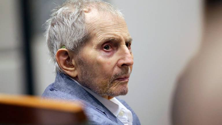 An image that illustrates this article Robert Durst: real estate magnate guilty in 'extraordinary' murder trial
