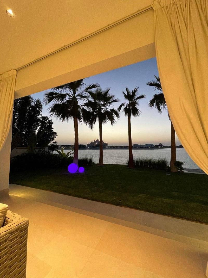 Signature Villa on Palm Jumeirah. Credit: Chris Boswell