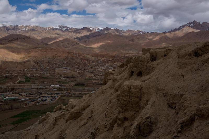 Shar-e-Gholgola, the 'city of screams', is a UNESCO heritage site and one of Bamyan's historical attractions.