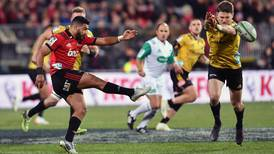 Richie Mo'unga shines with 15 points as Canterbury Crusaders reach Super Rugby final