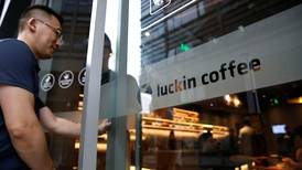 Soured Luckin Coffee bet fails to dissuade Credit Suisse from chasing Chinese billionaires