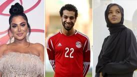 Celebrities mark the start of Eid Al Adha, from Halima Aden to Mo Salah