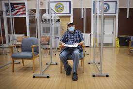 Coronavirus latest: US booster roll-out gets under way