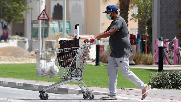 An image that illustrates this article Coronavirus: UAE records 88 new cases