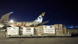 Emirates Red Crescent to send four planeloads of aid to Somalia
