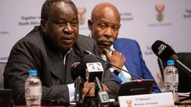 South Africa's leaders are facing impending disaster
