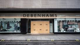 British high streets lose 83% of department stores in five years