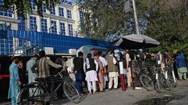 Taliban name acting central bank chief as country faces financial crunch