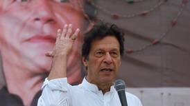 Imran Khan says the US will have to recognise the Taliban 'sooner or later'