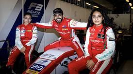 Amna and Hamda Al Qubaisi: Emirati sisters driving the family's motor racing legacy into a new era