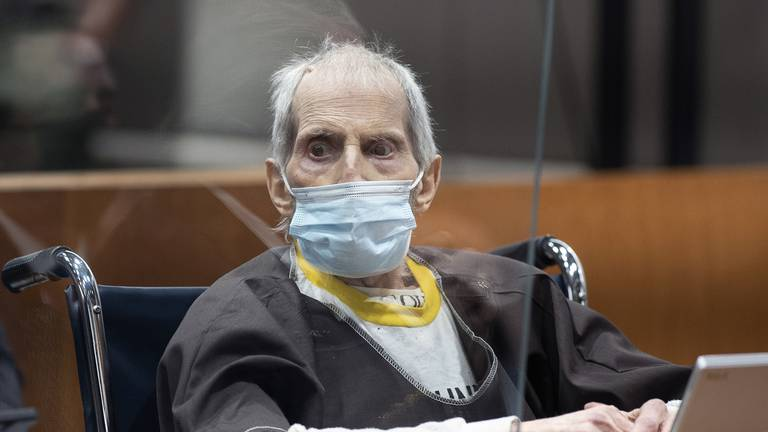 An image that illustrates this article Robert Durst charged with murder of wife Kathie Durst