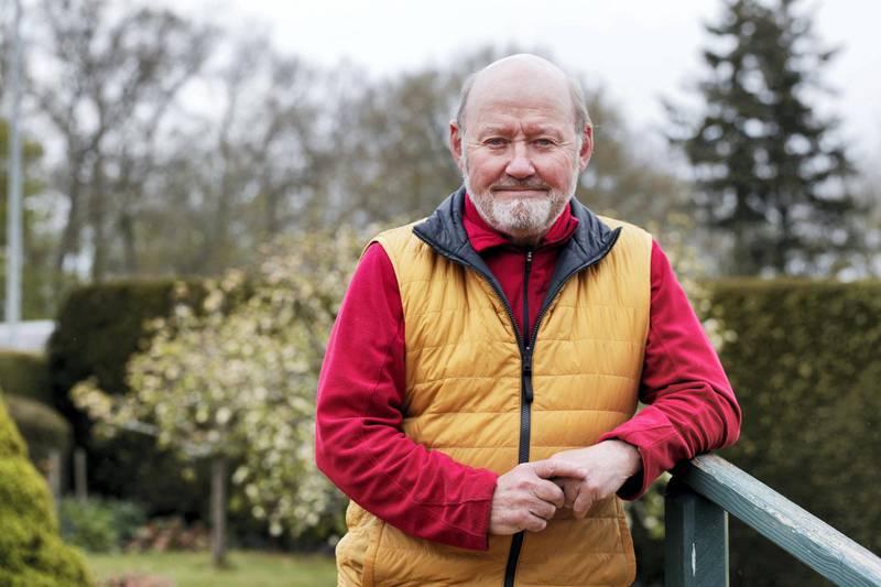 Coldstream historian John Elliot. Photograph: Stuart Boulton
