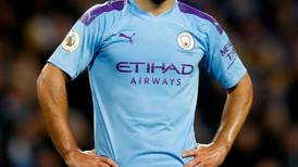 Manchester City star Sergio Aguero out for two months, reveals Pep Guardiola