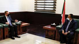 Sudan reforms should be under civilian authority, US says