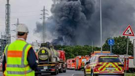 Leverkusen explosion: hope fades of finding Chempark missing five