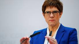 Merkel's CDU party in disarray as protegee drops out of election race