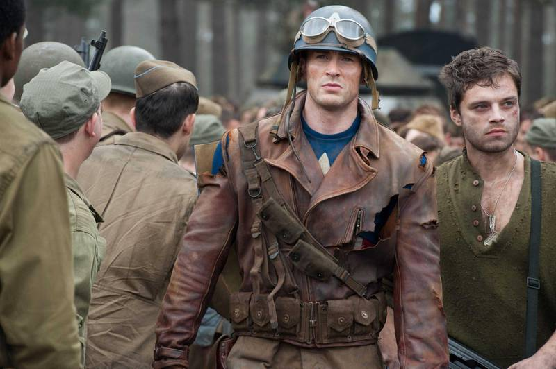 Captain America: The First Avenger. Jay Maidment / Marvel Entertainment