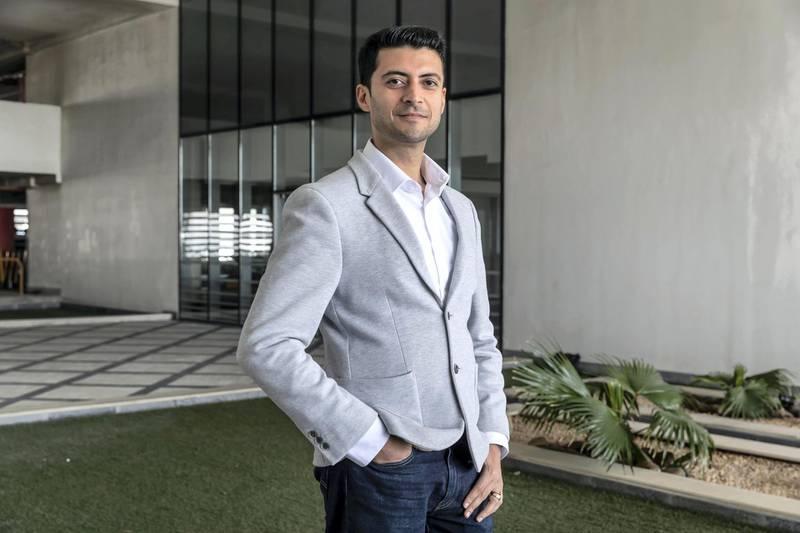 DUBAI, UNITED ARAB EMIRATES. 05 FEBRUARY 2020. Jayant Ratti, Chief Executive of Nayan. (Photo: Antonie Robertson/The National) Journalist: F Rahman. Section: Business.